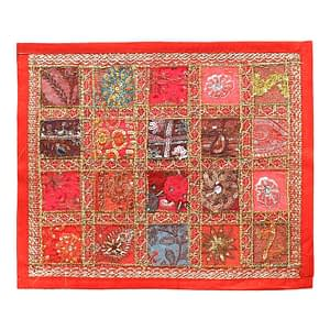 These handmade table placemats and tablecloths are perfect for your dining table or kitchen table and as upscale party linens for weddings, banquets or corporate events.