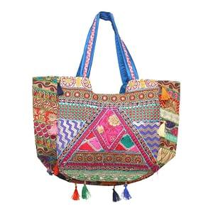 Ladies Handbag Handmade Embroidered