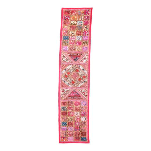 These handmade table runners and table placemats are perfect for your dining table or kitchen table and as upscale party linens for weddings, banquets or corporate events.