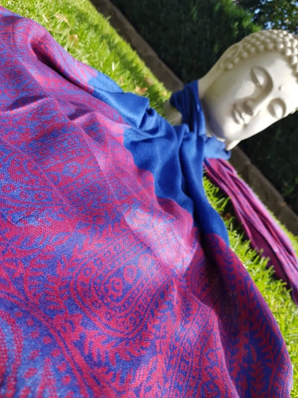Designed in an impeccable range of colours and designs, our pashminas are made to suit every season and event.